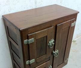 antique wood restoration
